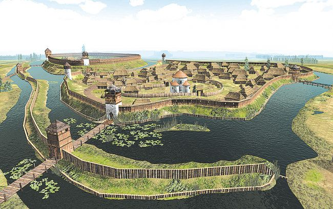 Cherven Towns was a fortified settlement located on the frontier between Lesser Poland and Rus (Ruthenia). Fought over since at least the late 10thcentury, archaeological explorations of the region was […]