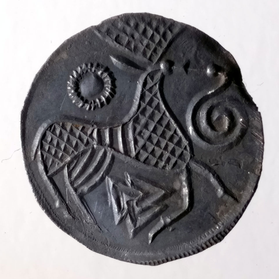 Coin found near Ribe 2018 © Sydvestjyske Museer