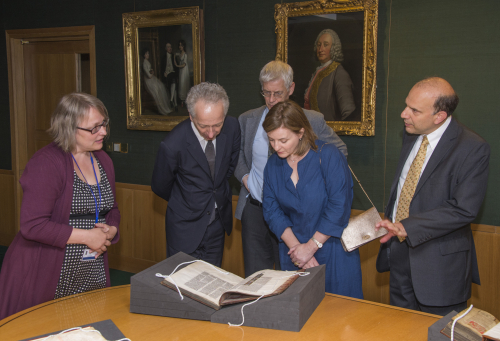 Since 2016 the national libraries in England and France have worked together to create a digitised collection of their medieval manuscripts from England and France between 700-1200. Tuija Ainonen, Project […]
