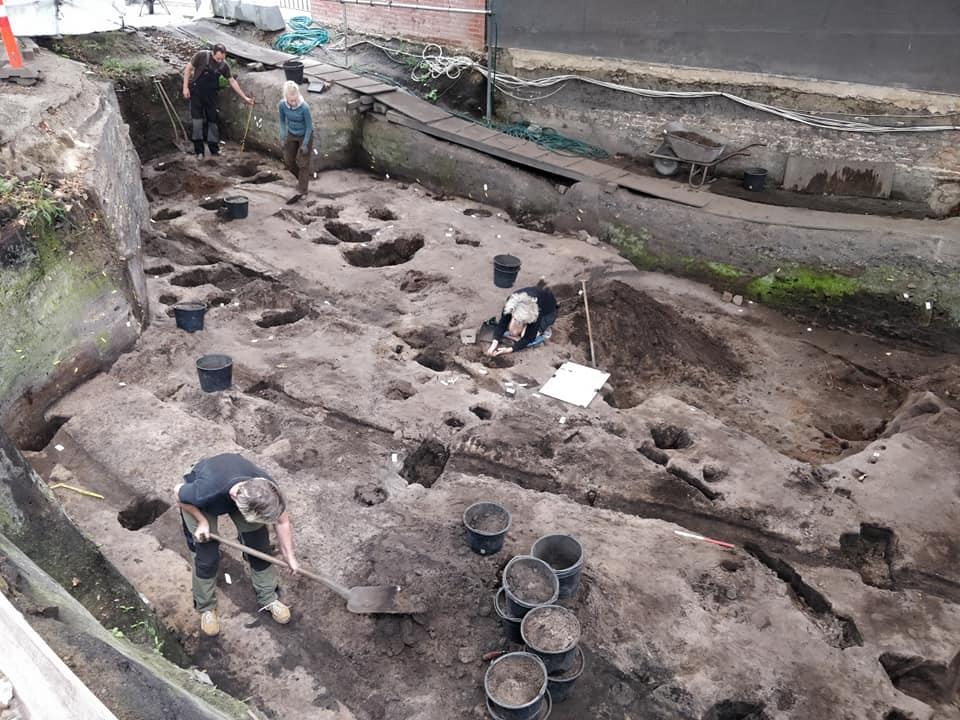 Excavation under way © Northern Emporium