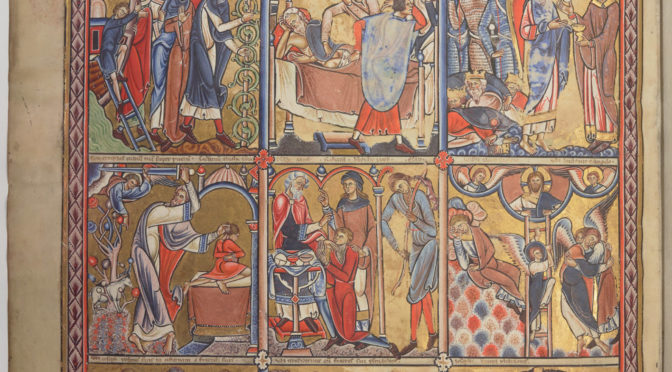 800 medieval illuminated manuscripts digitized